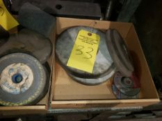 GRINDING WHEELS & WIRE BRUSHES