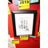 Finger Eleven Signed Framed Small Poster