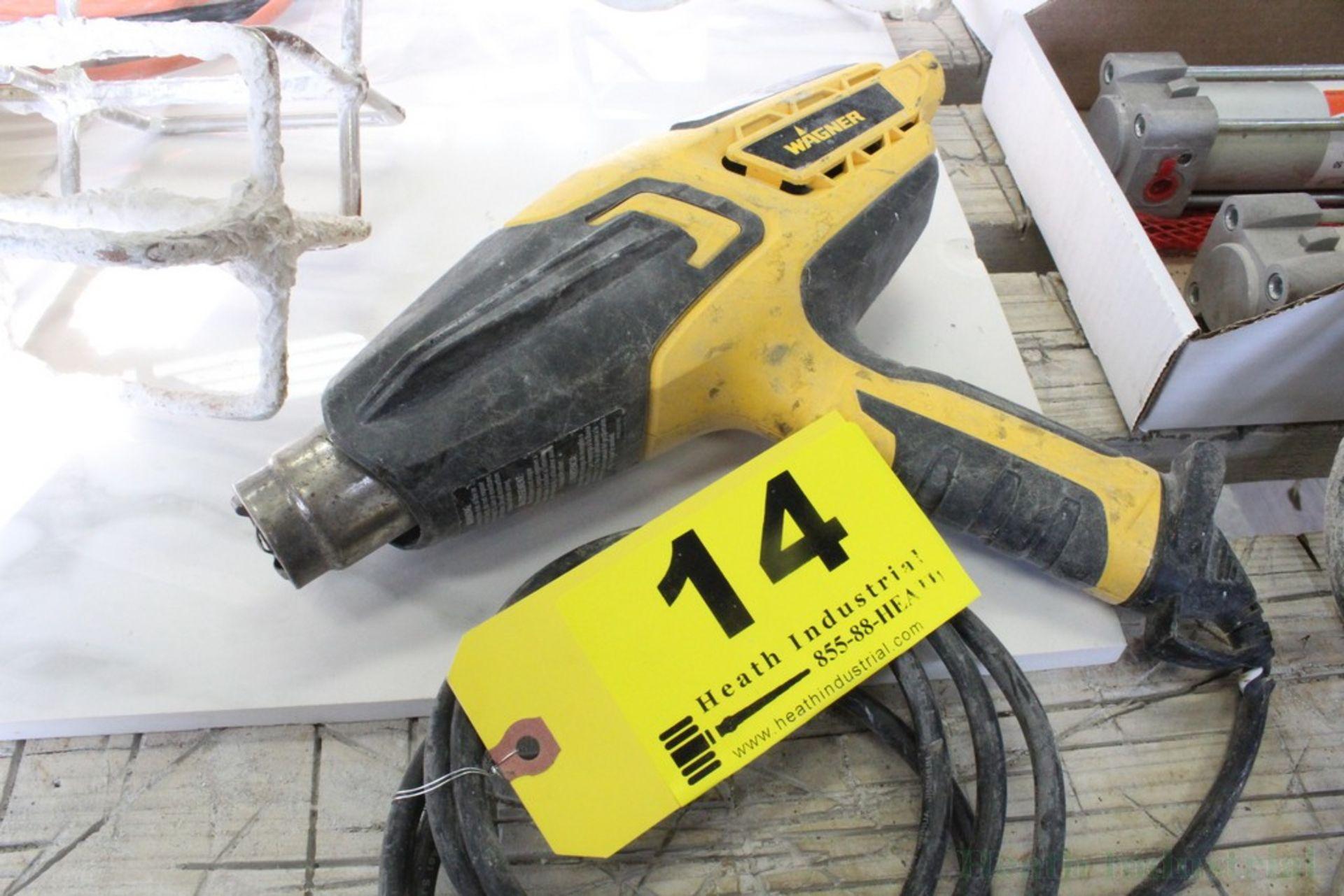 Lot 14 - WAGNER MODEL 236333 HEAT GUN