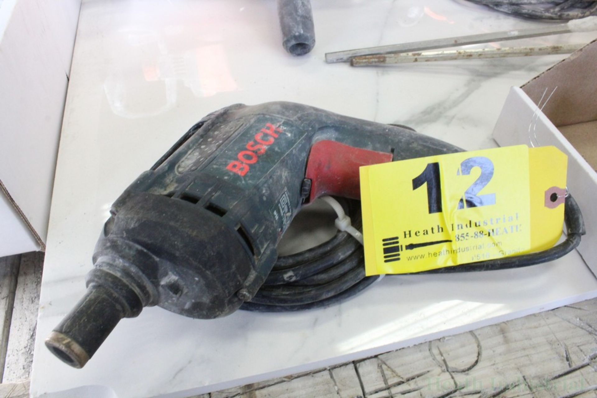 Lot 12 - BOSCH MODEL SG45 DRYWALL SCREW GUN