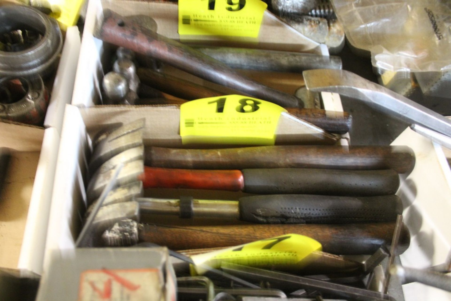 Lot 18 - (3) CLAW HAMMERS