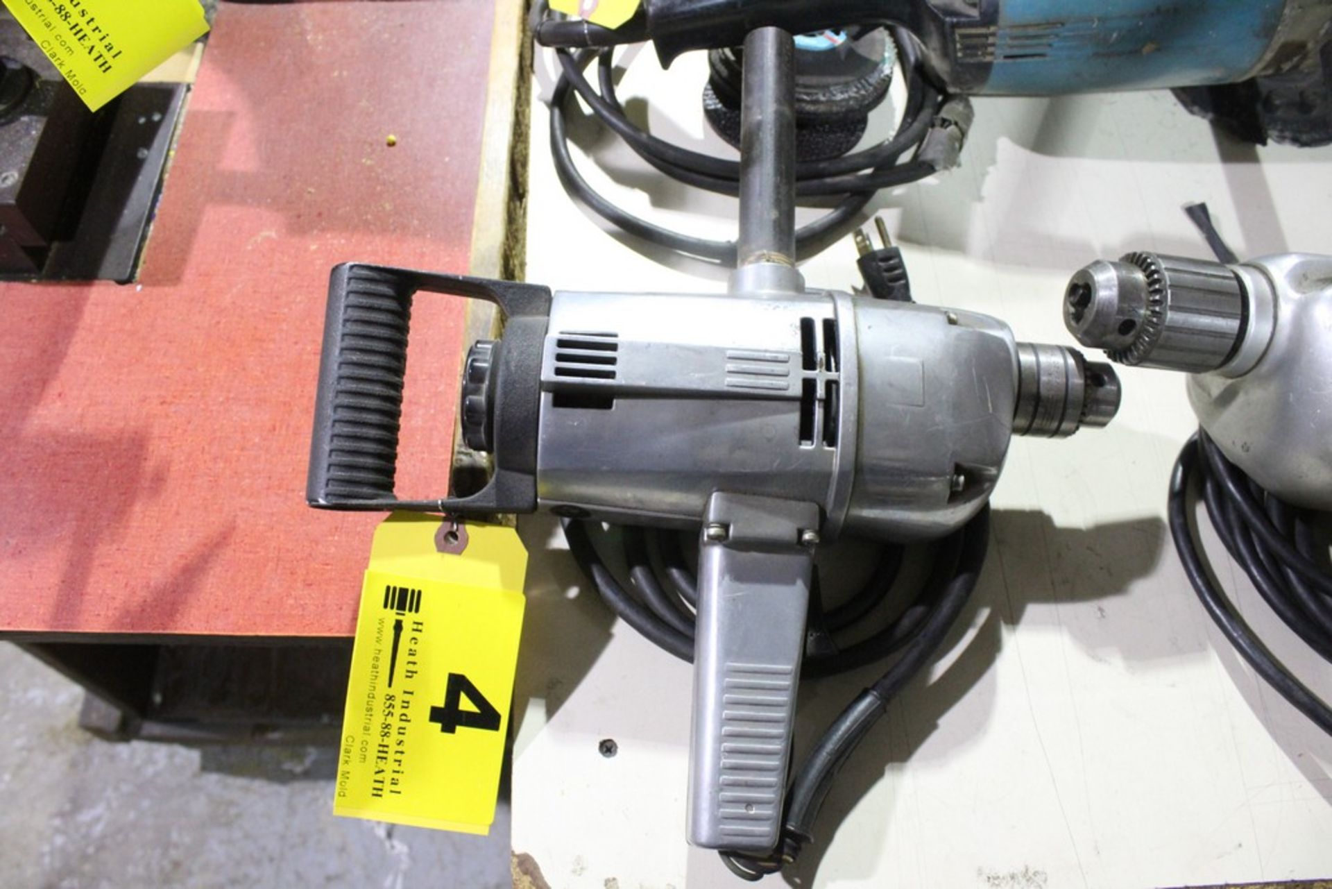 """Lot 4 - THOR 1419R 1/2"""" ELECTRIC SPEED DRILL"""