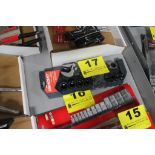 """CRESCENT PASS-THRU ADJUSTABLE WRENCH SET, 3/4"""" TO 3/8"""" AND 19MM TO 10MM"""