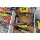(2) PNEUMATIC DRILLS IN BOX