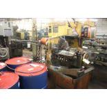 "BROWN & SHARPE 1/2"" AUTOMATIC SCREW MACHINE, S/N 542-00-9064 WITH VERTICAL SLIDE, SLOTTING"