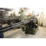 """DAVENPORT 3/4"""" 5 SPINDLE MODEL B AUTOMATIC SCREW MACHINE, S/N 10794, THREAD ROLLING, PICK-OFF,"""