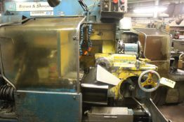 "BROWN & SHARPE 2"" ULTRAMATIC R/S AUTOMATIC SCREW MACHINE, S/N 542-3-8893, 8 HOLE TURRET, WITH 2"