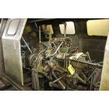 DAVENPORT 5 SPINDLE MODEL B AUTOMATIC SCREW MACHINE, S/N N/A S/N 3530
