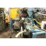 """BROWN & SHARPE 1-5/8"""" AUTOMATIC SCREW MACHINE, S/N 542-2-8593 WITH 2 VERTICAL SLIDES"""