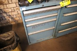 LISTA FIVE DRAWER TOOL CABINET