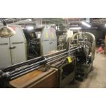 """DAVENPORT 3/4"""" 5 SPINDLE MODEL B AUTOMATIC SCREW MACHINE, S/N 10196, DEBURRING, PICK-UP, TAPPING,"""