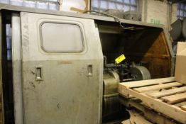 "DAVENPORT 9/16"" 5 SPINDLE MODEL B AUTOMATIC SCREW MACHINE, S/N 8550, CROSS DRILLING ATTACHMENT,"