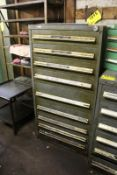 NINE DRAWER TOOL CABINET