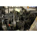 "DAVENPORT 3/4"" 5 SPINDLE MODEL B AUTOMATIC SCREW MACHINE, S/N 10425"