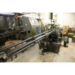 """DAVENPORT 9/16"""" 5 SPINDLE MODEL B AUTOMATIC SCREW MACHINE, S/N 4680, THREADING, PICK-UP, BAR FEED"""