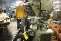 "BROWN & SHARPE 2"" ULTRAMATIC R/S AUTOMATIC SCREW MACHINE, S/N 542-3-450, WITH 2 VERTICAL SLIDES"