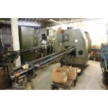 """DAVENPORT 3/4"""" 5 SPINDLE MODEL B AUTOMATIC SCREW MACHINE, S/N 7489, DEBURRING, WITH NOISE TAMER, BAR"""