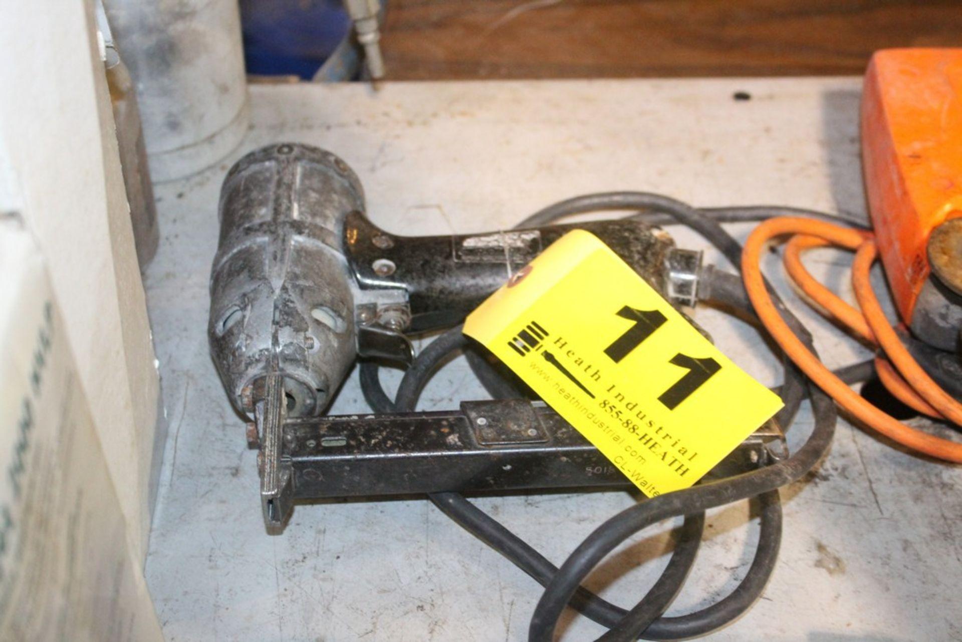 Lot 11 - EWB MODEL 5018 ELECTRIC STAPLER