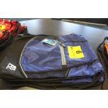 (2) A3 PERFORMANCE CINCH BAGS, MODEL A3BCIN-350 NAVY