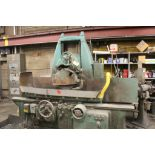 """MATTISON14""""X36"""" HYDRAULIC SURFACE GRINDER WITH ELECTRO MAGNETIC CHUCK Loading Fee: $1000"""