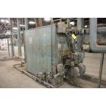 CLEAVER BROOKS FLEXIBLE WATERTUBE BOILER, MODEL FLX, S/N BT004875, 3,000 MBTU, SALE OF THIS LOT IS
