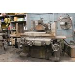 """COVEL 16""""X36"""" HYDRAULIC SURFACE GRINDER, S/N 80-224 WITH ELECTRO MAGNETIC CHUCK Loading Fee: $400"""