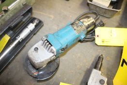 "CHICAGO ELECTRIC 4-1/2"" ANGLE GRINDER"