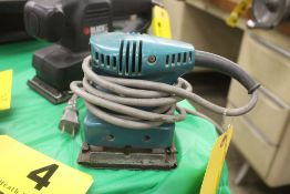 MAKITA MODEL BO4510 FINISHING SANDER