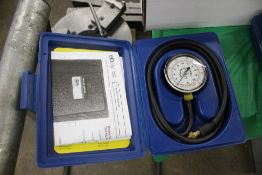 RICHIE YELLOW JACKET GAS PRESSURE TEST KIT