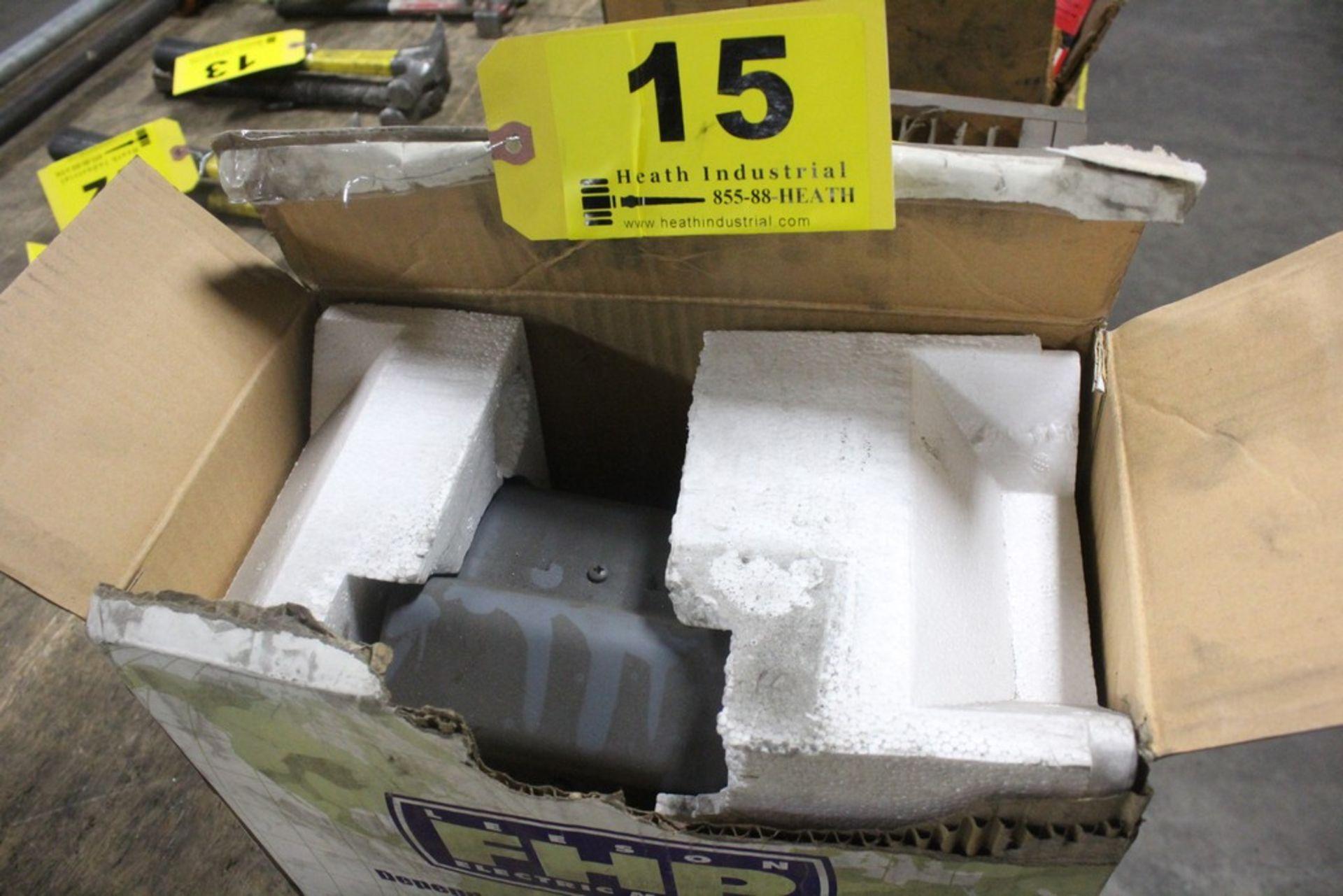1/4 Hp 48Y Frame AC Motor - 115/230V - New in Box