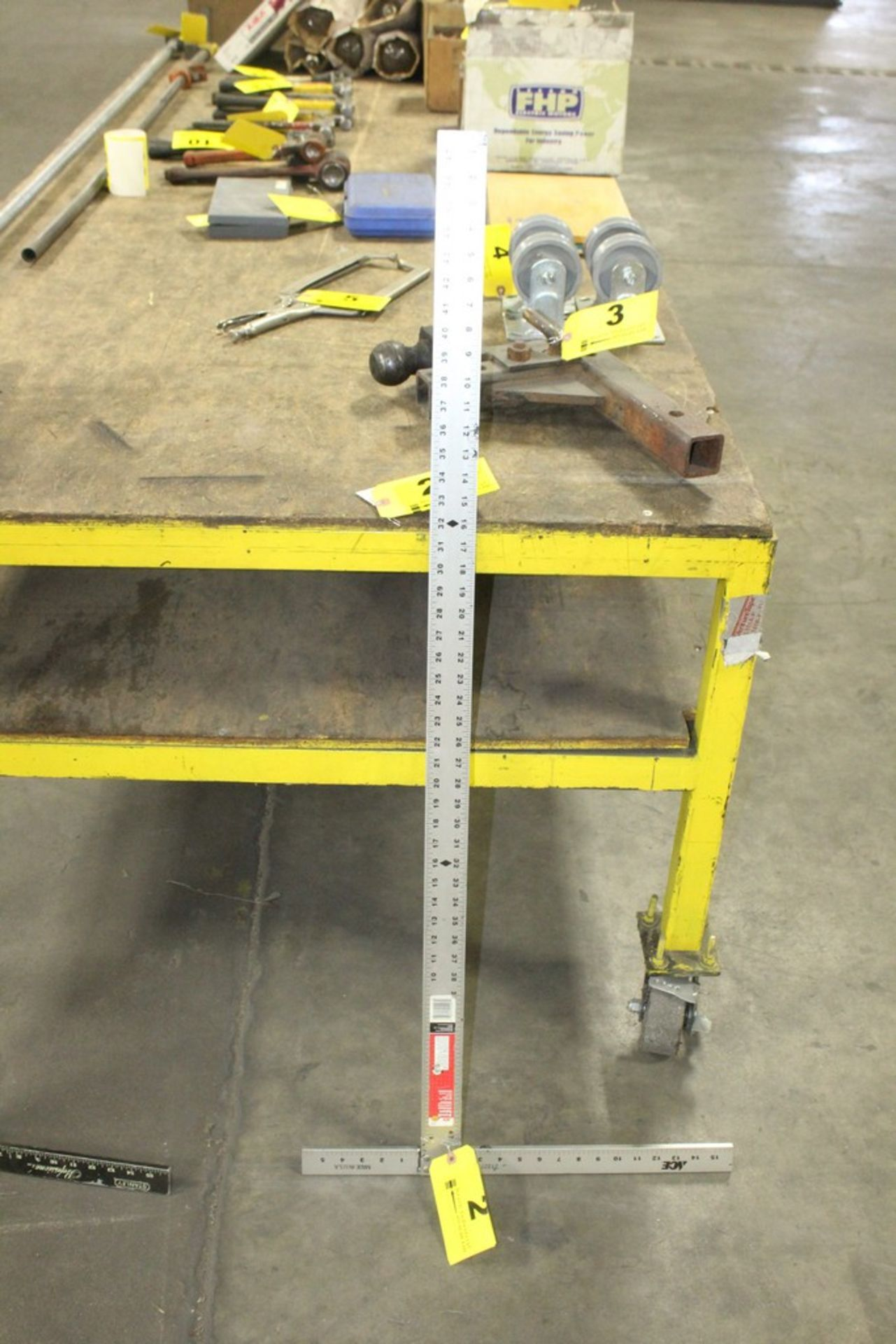 Lot 2 - Ace Drywall T Square