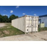 """Storage Container - 40' Long x 8'6"""" Inside Height - Serial Number: SHCV400248"""