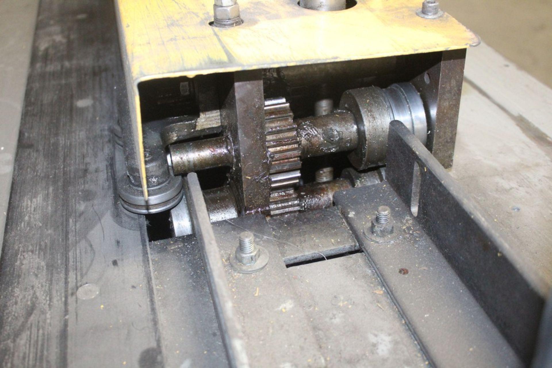"""Lot 33 - Lockformer 24ga """" Snap Lock """" Roll Former, Serial Number: 222445"""