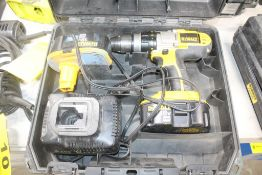 """DEWALT MODEL DCD950 18V XRP 1/2"""" CORDLESS DRILL/DRIVER/HAMMER DRILL WITH (2) BATTERIES, CHARGER"""