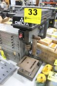 DELTA CAT. NO 11-950 BENCHTOP DRILL PRESS, S/N 85JR