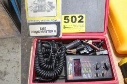 ALLTEST MODEL BRAIN MASTER II 3257 AUTO DIAGNOSTIC EQUIPMENT