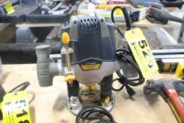 CHICAGO 1-1/2 HP PLUNGE ROUTER