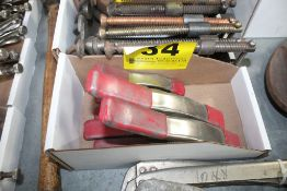 (4) HAND CLAMPS