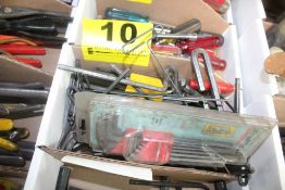 LARGE QUANTITY OF ALLEN WRENCHES
