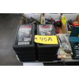 LARGE QTY OF HELICOIL THREAD REPAIR KITS