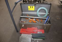 ASSORTED TOOL CASES