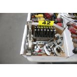 BEARING PULLER, TRANSFER PUNCHES, FLARING TOOLS & PIPE CUTTER IN BOX