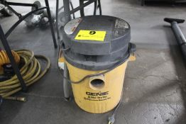 GENIE MODEL SV1250 5 GALLON WET/DRY VACUUM