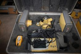 TOPCON HIPER LITE GPS SURVEY SYSTEM WITH TOPCON FC120 DATA COLLECTOR / FIELD CONTROLLER, TOPCON