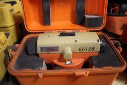 EAST COAST MODEL EC128 LEVEL IN CASE