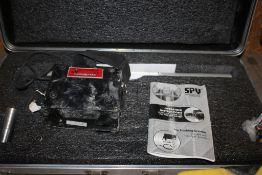 SPY MODEL PTR 2034 PIG TRACKING SYSTEM, IN CASE