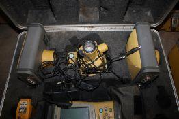 TOPCON HIPER LITE+ GPS SURVEY SYSTEM WITH TOPCON FC100 DATA COLLECTOR / FIELD CONTROLLER, TOPCON NO.