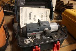 BOSCH MODEL GOL24 AUTOMATIC LEVEL IN CASE