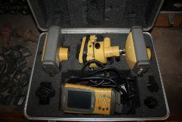 TOPCON HIPER LITE GPS SURVEY SYSTEM WITH TOPCON FC100 DATA COLLECTOR / FIELD CONTROLLER, TOPCON