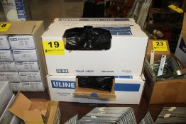 (2) BOXES OF ULINE TRASH CAN LINER, 12-16 GAL & 20-30 GAL.
